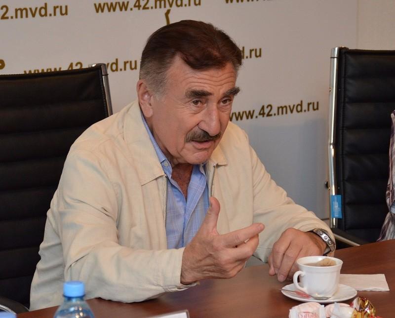 ВКемеровскую область насъемки программы орезонансных злодеяниях прибыл Леонид Каневский