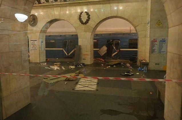 Состояние одного изпострадавших при теракте вПетербурге ухудшилось