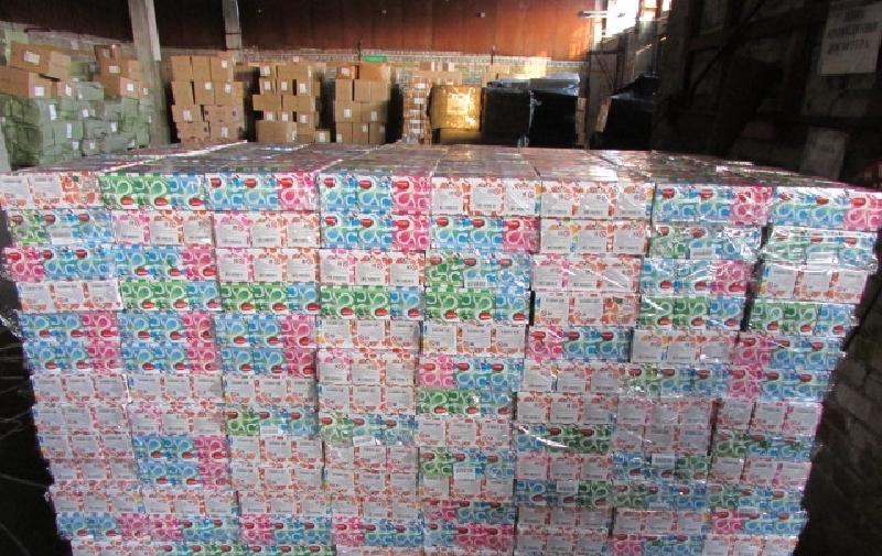 Натаможне вКемерово задержали поддельную партию самой продаваемой игрушки вмире