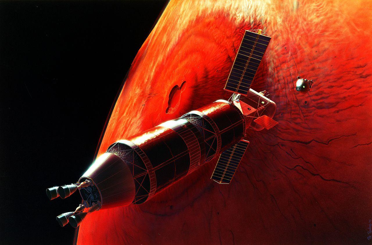Пересмотрен период существования пригодных для жизни условий наМарсе
