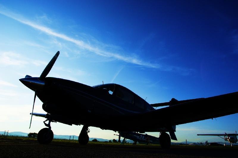 ВНижегородской области самолёт упал вОку