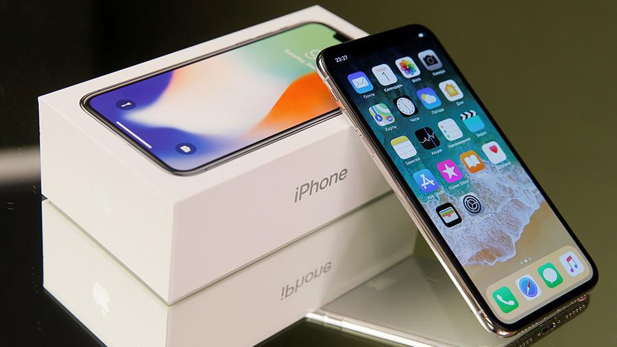 IPhone Xрезко упал вцене