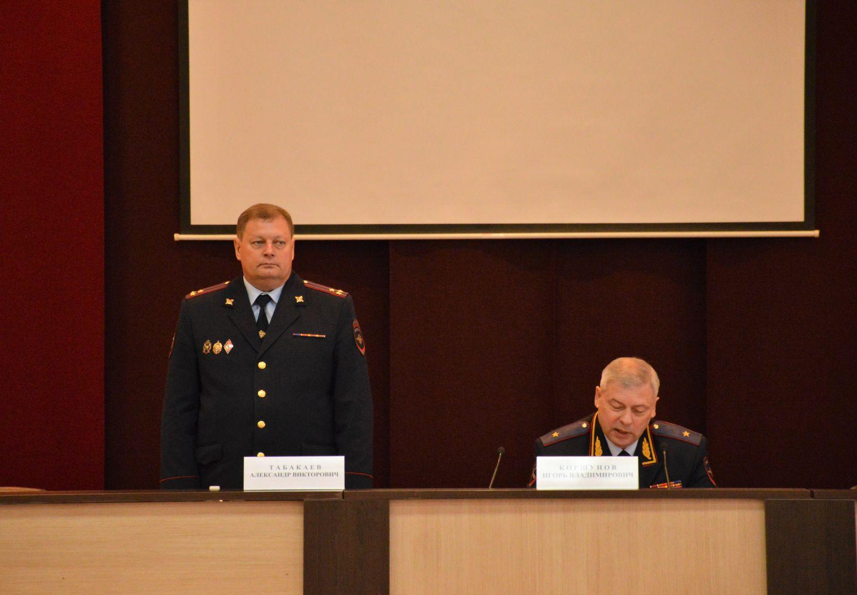 Путин назначил заместитель начальника кузбасского главка МВД