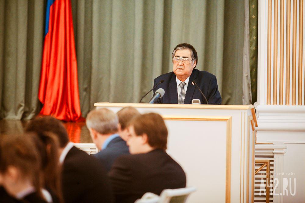 Аман Тулеев выразил сожаления близким Владимира Шаинского