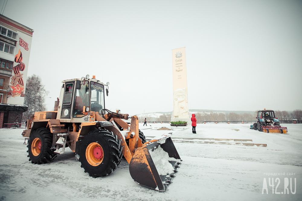 ВКузбассе аварийные бригады ЖКХ перевели вповышенную готовность из-за угрозы гололёда