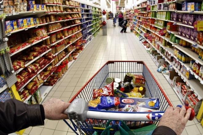 Неменее половины продуктов в РФ несоответствует нормам