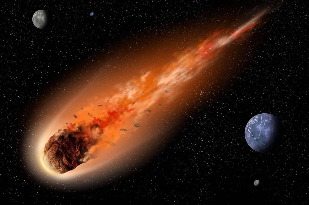 КЗемле приближается астероид размером спирамиду Хеопса
