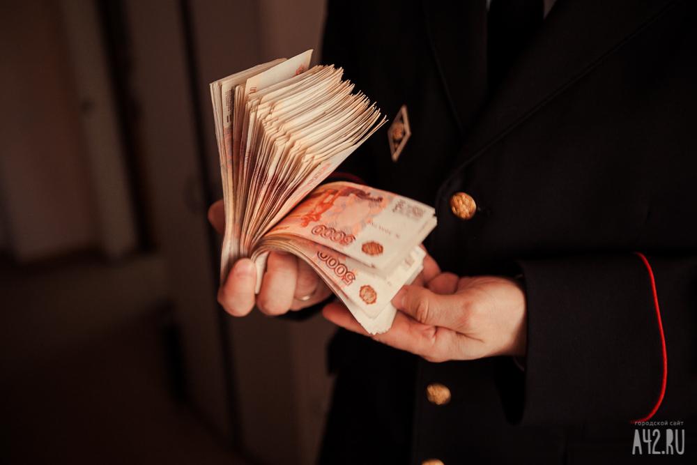 Подполковник милиции вКабардино-Балкарии схвачен при получении взятки