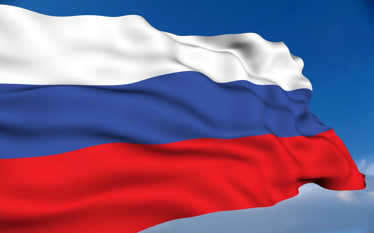 российский флаг картинка