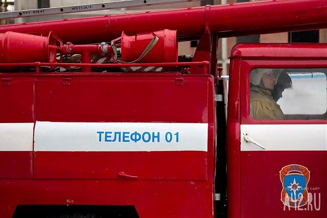ВКузбассе ночью полыхали 5 авто