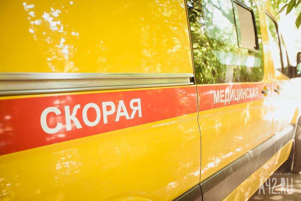 ВНовокузнецке «КамАЗ» столкнулся савтобусом: пострадал ребенок