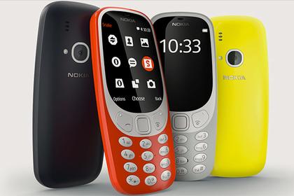 В России появилась в продаже новая версия Nokia 3310