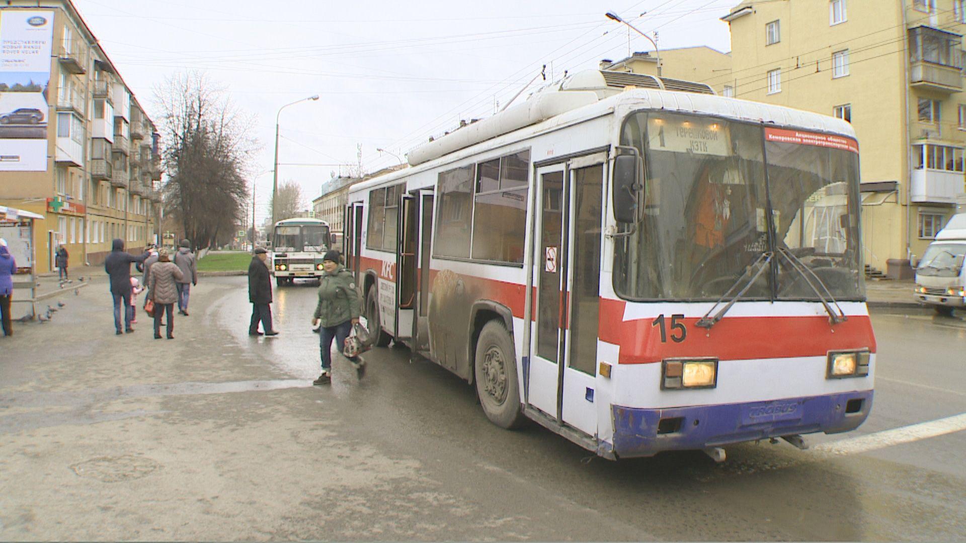 Внеплановые осмотры городского автомобильного транспорта начались вКузбассе