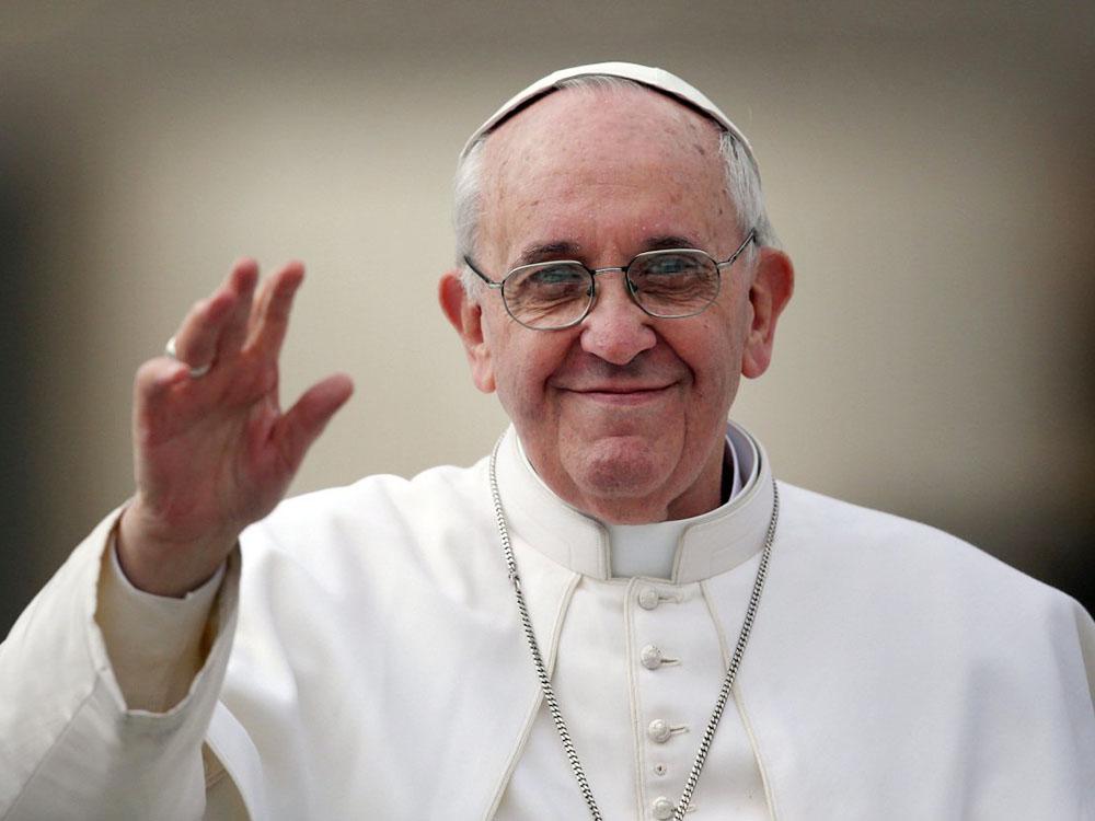 Папа Римский обещает строго сражаться спедофилами