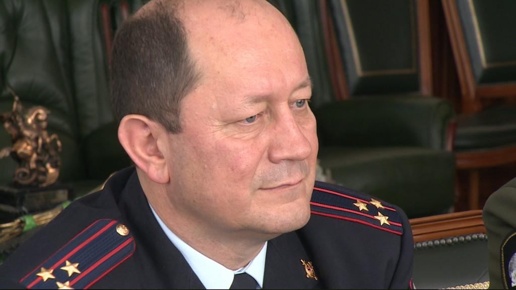 Путин назначил начальника управления Росгвардии по Кемеровской области