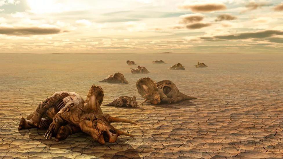 Ученые рассказали, что вдействительности погубило динозавров— Сенсационное открытие