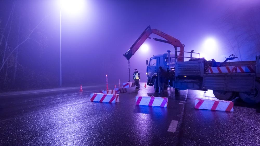 Навъезде вКемерово ввыходные ограничат движение транспорта