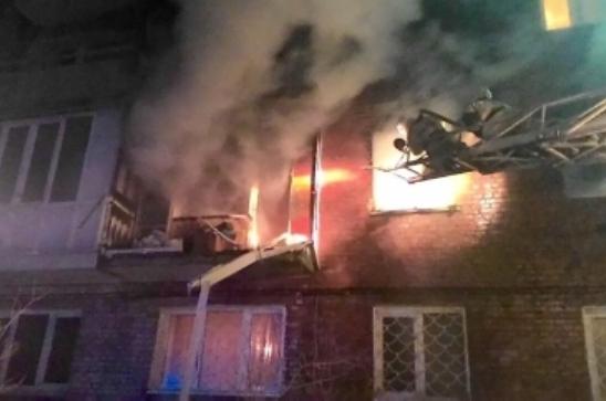 Жильцов пятиэтажки вОмске, где взорвался газ, временно поселят вгостинице