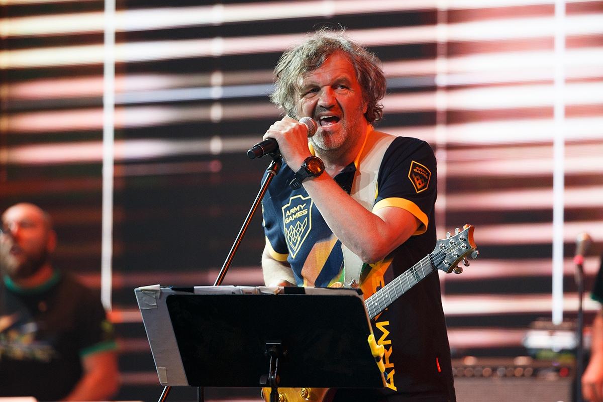 Эмир Кустурица посвятил песню «Команданте» Сергею Шойгу