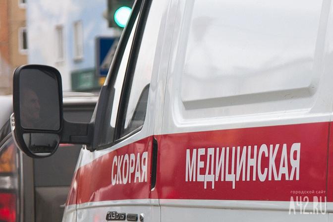 ВПрокопьевском районе умер  несовершеннолетний мотоциклист