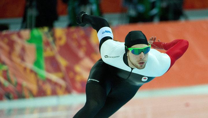 Канадский конькобежец провалил отбор наОИ-2018 иобвинил вэтом русских