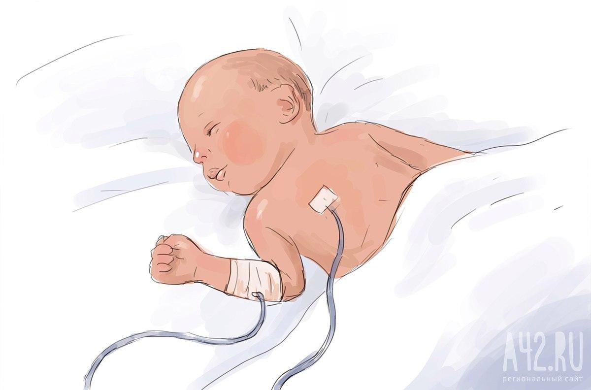 В Кемерове возбудили дело после смерти новорождённого мальчика в больнице