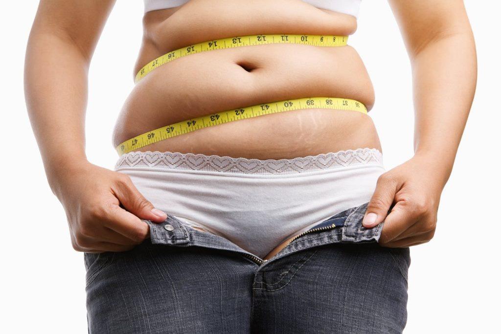 Как сбросить лишний вес на животе видео