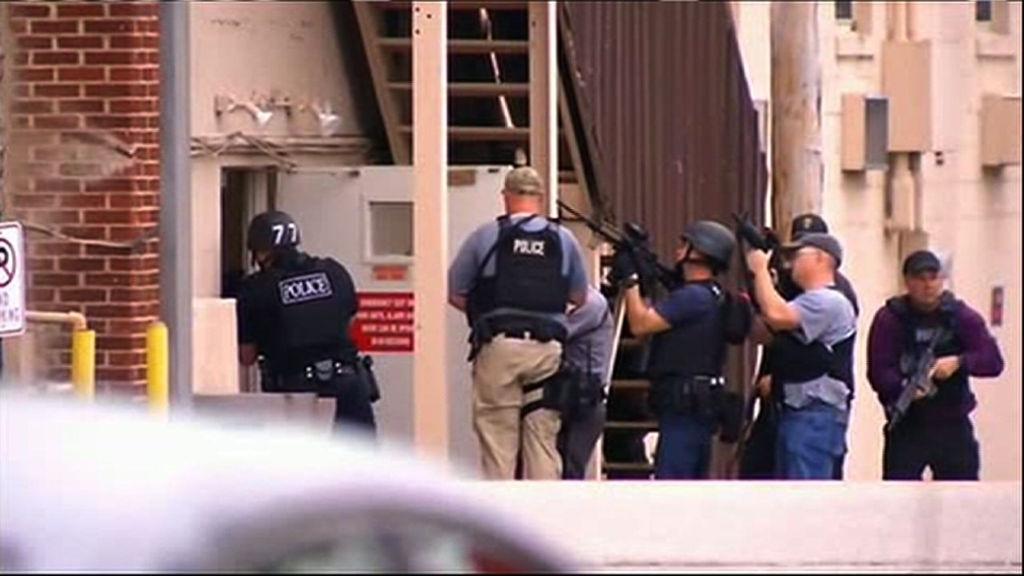 Уголовник устроил стрельбу вдоме престарелых вСША