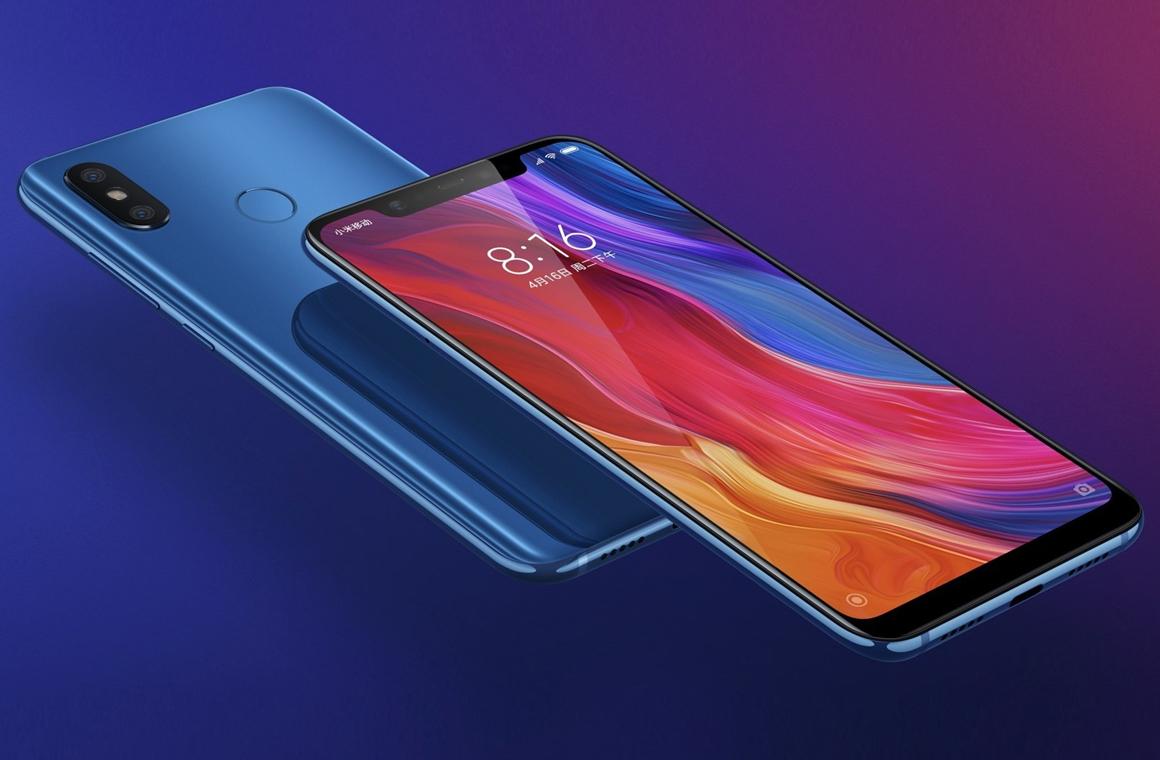 Xiaomi Mi 8 раскупили за полминуты