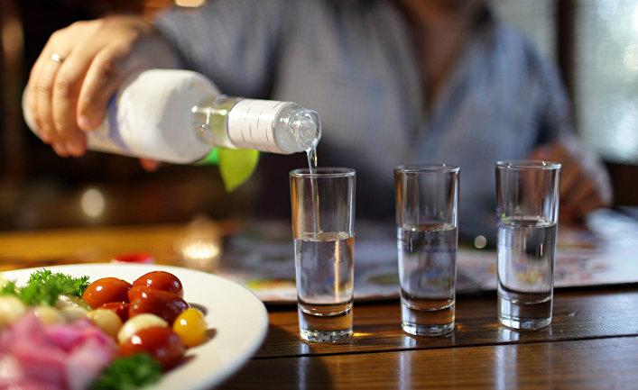 Т.н. «паленой» водки на русском рынке в законной рознице невыявлено