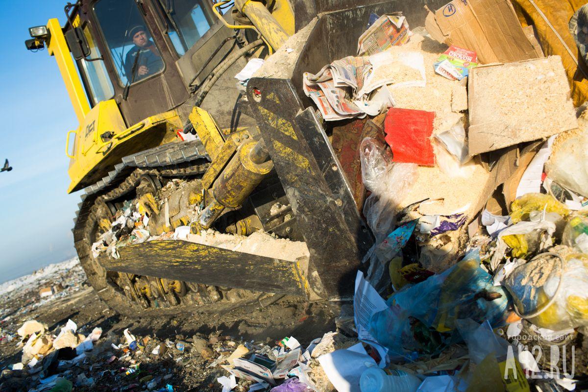 ВПодмосковье при сортировке мусора отыскали тело мертвого ребенка