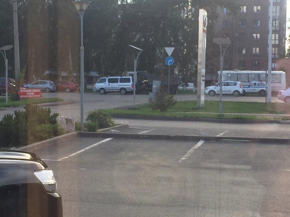 Под Воронежем «Опель» влетел вовстречный КамАЗ: шофёр иномарки умер