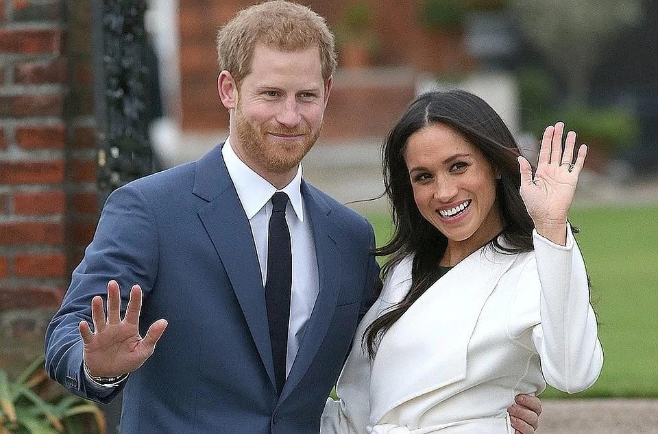 Принца Гарри и Меган Маркл официально лишат статуса королевских особ