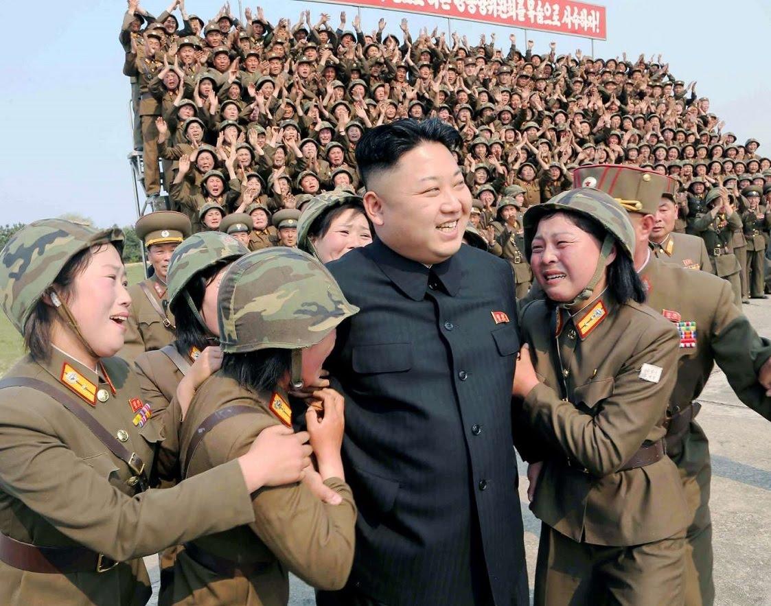 Власти КНДР сообщили  обуспехе проведенного ракетного запуска